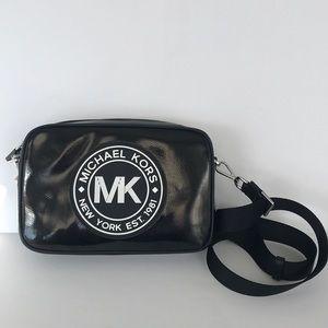 Michael Kors Fulton sport crossbody leather